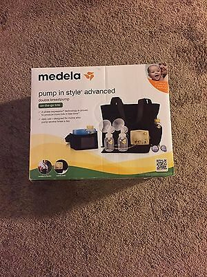New Medela Pump in Style Advance Advanced DoubleBreast pump **Read Listing**