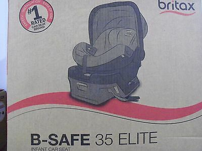 "BRITAX B-Safe 35 Elite XE Infant Car Seat - Color ""Vibe"" - New in Box"