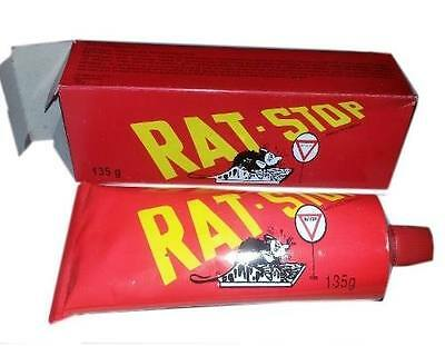 Rat Glue Trap Mouse Mice Rodent Pest Control Insect Odourless Non-Toxic 135 Grm.
