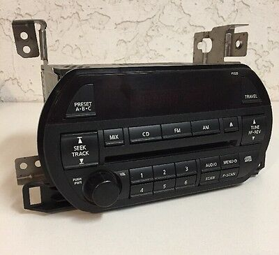 2002 2003 Nissan Altima PY020 28185-8J100 Factory Radio CD Player Car Stereo