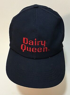 Dairy Queen Ice Cream cap