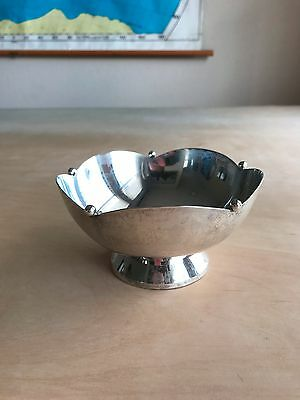 Cartier Currier & Roby Sterling Silver Bowl 605 (174g)