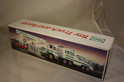 1988 Hess Toy Truck and Racer BRAND NEW IN BOX Never Opened FREE SHIPPING