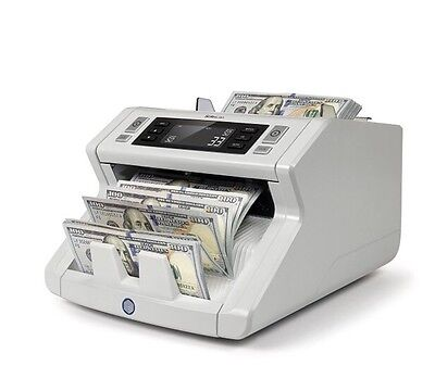 NEW Safescan 2210 Automatic High Speed Banknote Counter w Counterfeit Detection