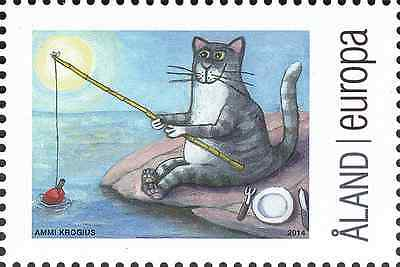 ALAND - 2014 - My Stamps, Summer. Individual Stamp, 1v. Mint NH