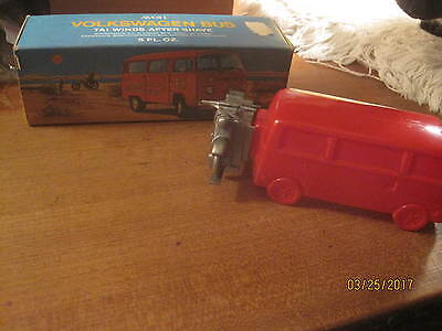 Vintage Avon Volkswagen Bus Tai Winds Aftershave Empty with Box