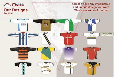 Chablais Sport Specialist Football Shirts.  Babies To Outsize..