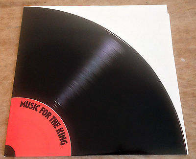 MUSIC FOR THE KING various artists 1978 UK KINGSWAY CHRISTIAN ROCK POP CROSSOVER