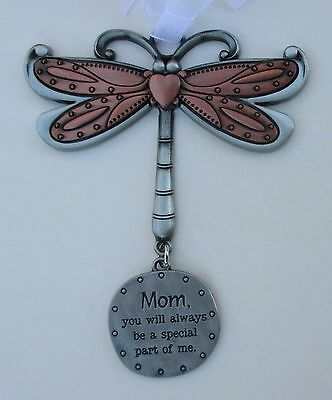 u Mom you will always be special part DRAGONFLY Let your Spirits Soar ORNAMENT