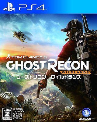 NEW Tom Clancy's Ghost Recon: Wildlands PS4 2017 Soundtrack with CD from Japan