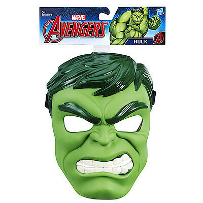 Marvel Avengers Basic Mask - Hulk