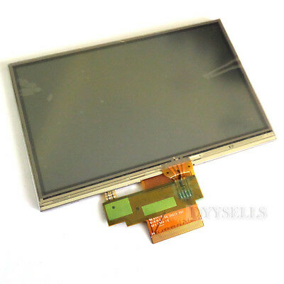A050FW03 LCD Screen + Touch Screen Digitizer Glass For 5 inch TomTom Start 25