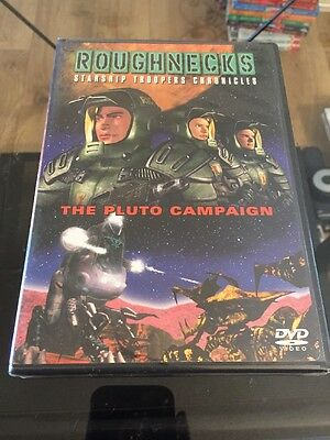 Roughnecks The Starship Troopers Chronicles Trackers Movie free download HD 720p