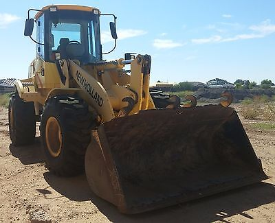 Wheel Loader New Holland Lw170B