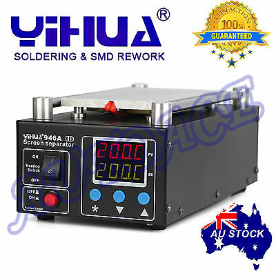 Lcd Touch Screen Glass Separating Machine Yihua 946A-Ii Au Stock Oz Seller