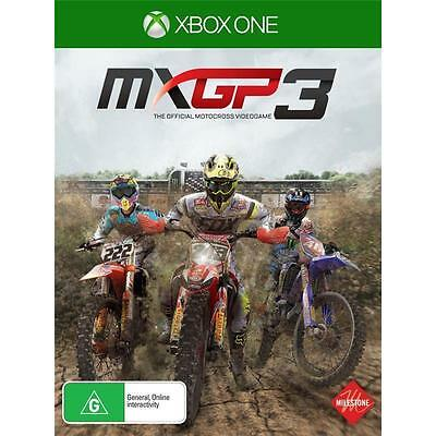 MXGP3 Xbox One Brand New *DISPATCHED FROM BRISBANE*