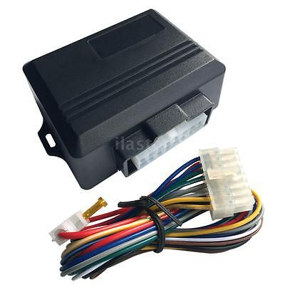 Auto Power Window Roll Up Closer Module for Car Alarm 4 or 2Door Security H7Q9