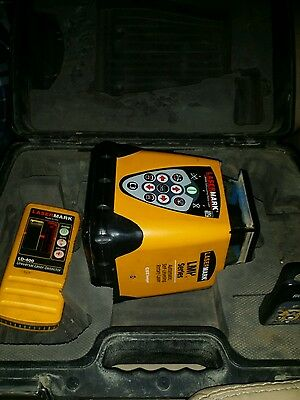 CST/berger 57-LMH600 Automatic Self Leveling Rotary Laser & Remote