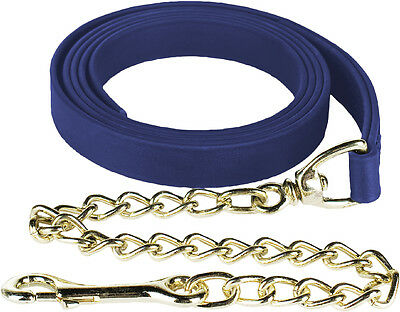 Finntack Beta Lead Shank - Single Chain - Horse Lead Ropes