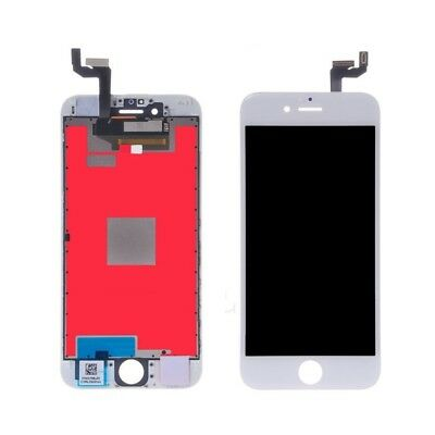 Touch Screen Lcd Display Retina + Frame Per Apple Iphone 6S Vetro Schermo Bianco
