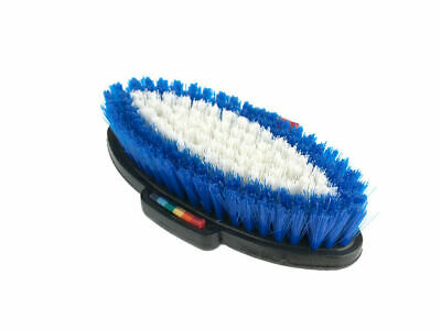Horze Body Brush - Medium - Horse Grooming Brushes
