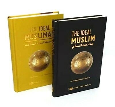 SPECIAL OFFER! The Ideal Muslim  & The Ideal Muslimah - 2 Books (IIPH - HB)