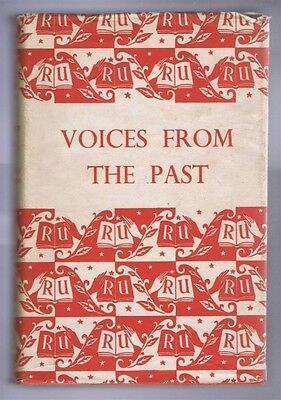 Poetry: Voices From the Past, A Classical Anthology for the Modern Reader 1956