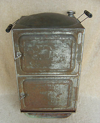 1890 Barn Found Conservo Swartzbaugh Copper Base Stove Top Cook Canner Free Ship