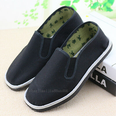 Tai chi Kung Fu Martial arts Shaolin Training Slippers Trainers Shoes Footwear