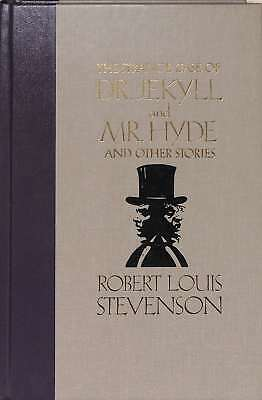 The Strange Case of Dr. Jekyll & Mr. Hyde & other stories, Good Condition Book,