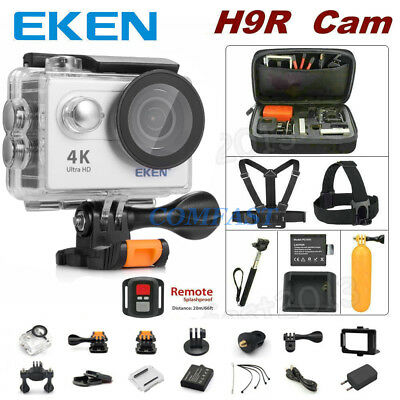 EKEN H9SE/H9/H9R Ultra 4K HD 1080P Waterproof Action Sport Camera WiFi Camcorder