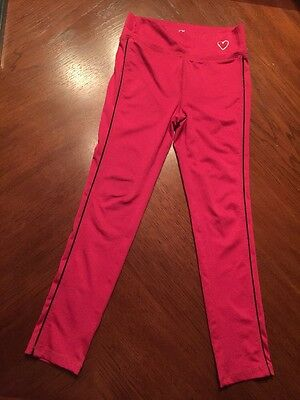 The Children's Place Hot Pink Girls Tight Fitting Athletic Pants Size 5/6