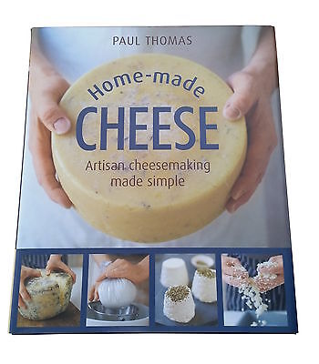 Home-made Cheese by Paul Thomas