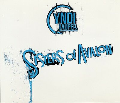 Cyndi Lauper-Cd Single-Sisters Of Avalon-Promo-Excelent Conditions-