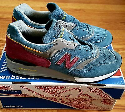 pick up 10625 0195e NEW BALANCE 997DTE 'Connoisseur Painters Collection' Running Course/ Retail  $220