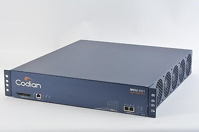 Cisco Tandberg 4501 MCU Bridge Codian 4501 CTI-4501-MCU-K9 Video Conference