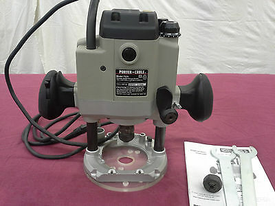 Porter Cable Model #7529 Plunge Router