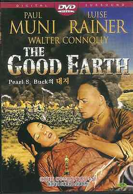 The Good Earth   New  Dvd