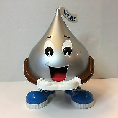 Vintage Hershey Kiss Collectible Candy Dispenser 1995 Chocolate Hershey's
