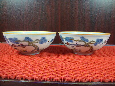 Beautiful chinese porcelain(斗彩) DOU CAI  bowl