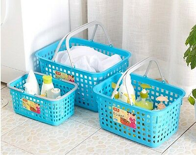 Small Carry Baskets Home Decor Storage Shopping Basket