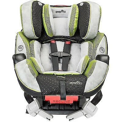 Evenflo Symphony Elite All-in-1 Convertible Car Seat Porter new