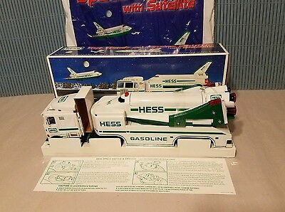 1999 Toy Truck and Space Shuttle with Satellite Brand New in Box