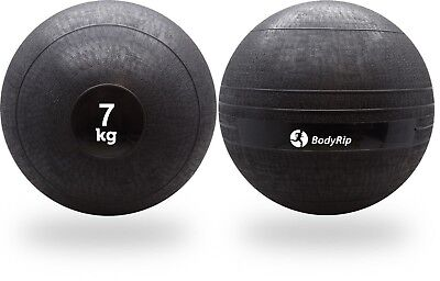 BodyRip 7KG SLAM BALL NO BOUNCE WEIGHT CROSSFIT WORKOUT MMA BOXING FITNESS GYM