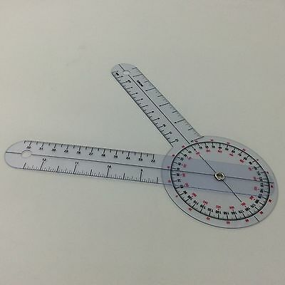 New joint ruler Goniometer Angle Ruler orthopedics tool instruments 8 inches
