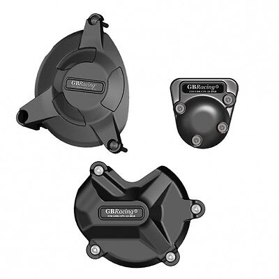 GB Racing BMW S1000RR & S1000R 2009 - 2016 ENGINE COVER SET