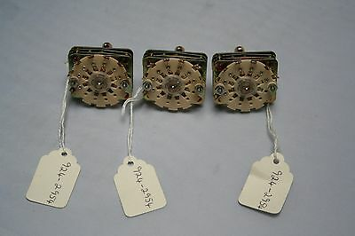 7 Positions Rotary Switch Wafer 9242954 Nsf Nos Aviation Military Ref 283A