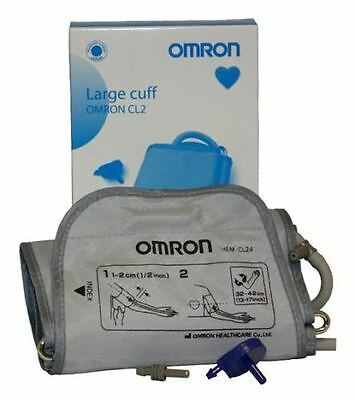 Omron CL2 Cuff For Blood Pressure Monitor Replacement Cuff Large 32 -42 cm