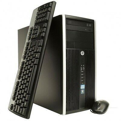 PC Gamer HP 8300 CMT – Core i7 3770 3.4 GHz – 8 GB DDR3 – 128 GB SSD – GT 730...