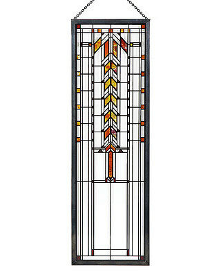 Frank Lloyd Wright Barton House Window Stained Glass
